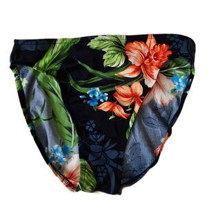 Jantzen Floral Hipster Bikini Bottoms Size M